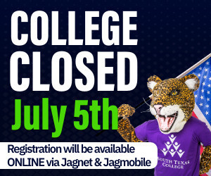 July 3rd College Closed