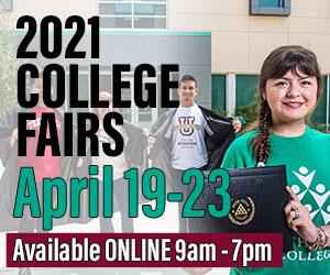 College Fairs February 19-21