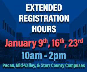 Extended Hours - January 9, 16, 23