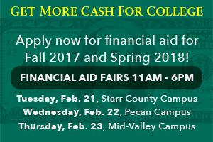 Financial Aid Fairs