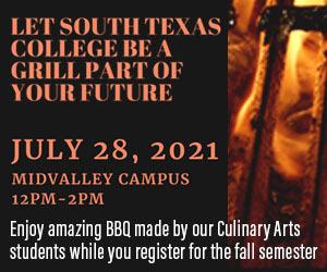 Grilling Program Fair - July 28 - Mid-Valley Campus