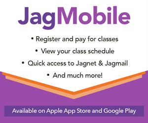 Download JagMobile for iOS or Android