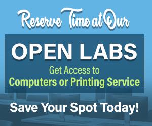 Reserve a Computer or Printer