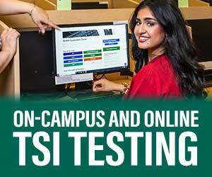 TSI testing
